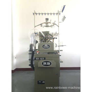 Discountable price for Socks Sewing Machine New Design High Quality Sock Braiding Machine supply to Thailand Factories