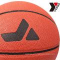 O basquetebol quente do PVC do plutônio personalizou o tamanho 2 3 5 6 7 do basquetebol do logotipo para o treinamento do basquetebol