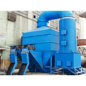 CCJ/A type impulse precipitator