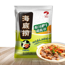 Sichuan Flavor Haidilao Sour soup beef hot pot seasoning