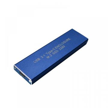External M.2 NGFF SSD USB Drive Enclosure