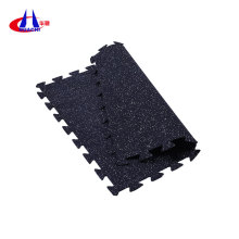GYM Interlocking Rubber Flooring Paver