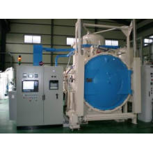 Double Chamber Vacuum Gas Quenching Furnace