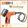 3.5inch monitor flexible pipe inspection camera 9mm lens record photo&video borescope