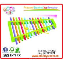 Juguete plástico de la música para el teclado musical de KIds