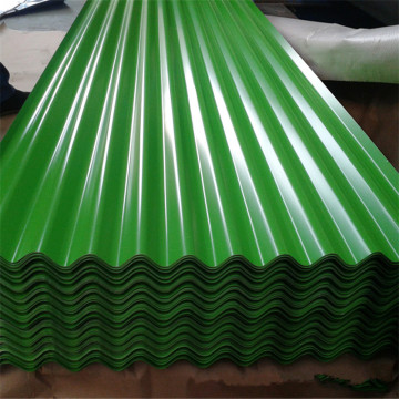 Galvanized Corrugated Colorful Roofing Sheet