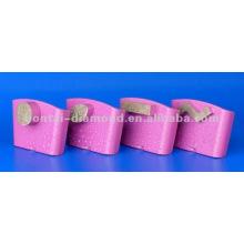 Placas de molienda de diamante de hormigón, bloques de trituración, pieza de molienda