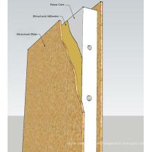 Montaje rápido Marco de la casa SIP de construcción ecológica