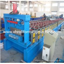 Профилегибочная машина для производства настила металлического стального пола