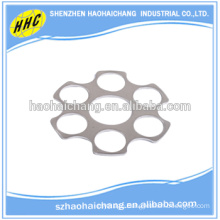 2016 hot selling flat plate stamping stainless steel flange with OEM service