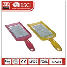 Plastic and stainless steel grater,Haixing