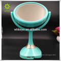 bluetooth speaker music mirror LED makeup mirror 5X magnification led bluetooth speaker makeup mirror