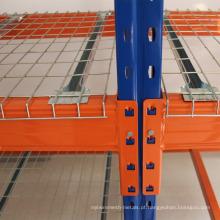 Prateleira de aço para serviço pesado em armazéns