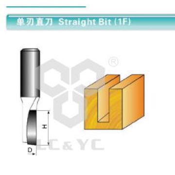 Router Bit Straight Bit (1F)