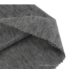tissu d'entoilage non tissé soluble dans l'eau