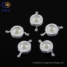 Горячая Продажа чип epileds 3 Вт УФ светодиодов 380 нм 120 градусов светодиод