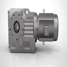 Transmission Driving Machine Small Helical Bevel Gearbox