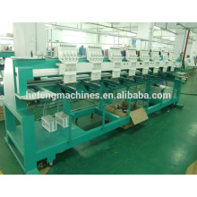 8 heads cap shirt embroidery machine