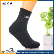 chaussettes de natation imperméables et durables