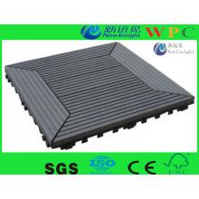 Cehap! ! WPC Composite Tile con CE, SGS, Europa Stnadard
