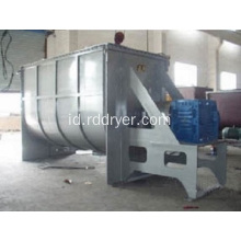 Mesin pencampur pupuk WLDH Series Horizontal Ribbon Mixer