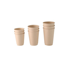 Tapas de taza de café de papel apilables personalizadas