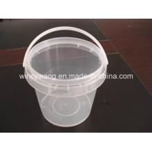 Cubo de plástico (HL-186)