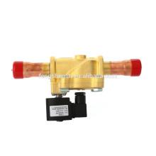 Émetteur solénoïde fermée normale à 2 voies eau faible prix