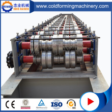 Mill GI Decking Floor Cold Roll Forming Machine