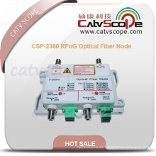 Csp-2360 Nodo de fibra óptica Rfog mejorado