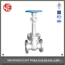 Gate valve stem extension
