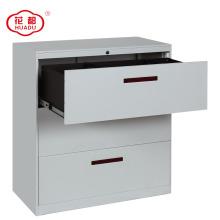 Luoyang huadu KD godrej 3 drawer steel hanging file cabinet