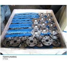 En1092-1 Bride de tuyaux en acier au carbone