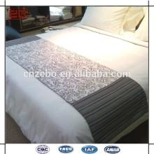 Hotel utilizado bufanda cama