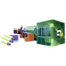 HDPE Heat-Preservation Pipe Extrusion Line