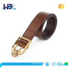Customized leather belt for men