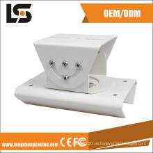 La fábrica de China personaliza el soporte de pared de la cámara CCTV de la aleación de aluminio