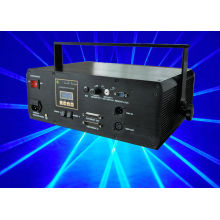High Power 2w Blue Animation Laser Light / Disco Laser Light / Laser Light Show Imax 2.0b