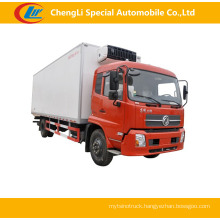 Dongfeng 4*2 10cbm Refrigerated Truck for Sale