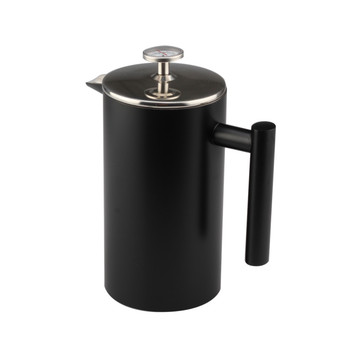 French Press Kaffeemaschine mit Thermometer