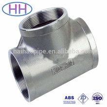 carbon steel pipe tee joints