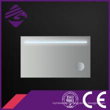 Jnh190 Chine Fournisseur Saso Rectangle Magnifying LED Miroir de Maquillage