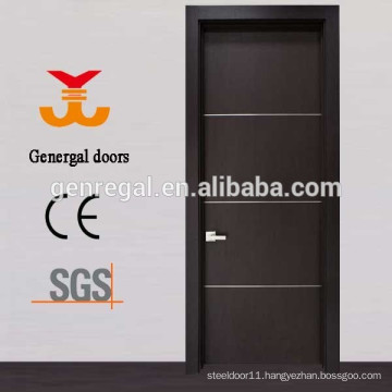 60mins fire rated wooden apartment entry door