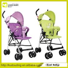 Maßgeschneiderte Baby-Kinderwagen, Baby-Kinderwagen mit großen Rädern, Baby-Kinderwagen in China Vorderräder mit Aufhängung gemacht