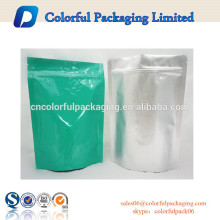 Custom printed plastic aluminum foil zipper retort pouch