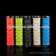 Braçadeiras coloridas da bicicleta do guidão da bicicleta da montanha