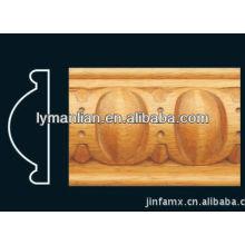 Produtos de madeira de faia vapor
