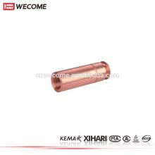 VCB piezas y componentes de media tensión de cobre brazo de contacto