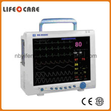 Hospital Operation Room ICU Emergency Ambulance Handled Portable Patient Monitor