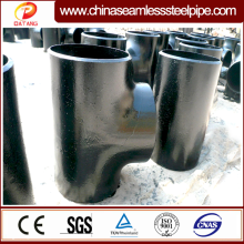 pipe fitting seamless carbon steel tee